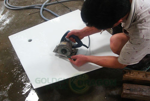 Drilling Big Hole-1-6